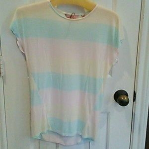 Ted Baker Pastel Striped Shirt